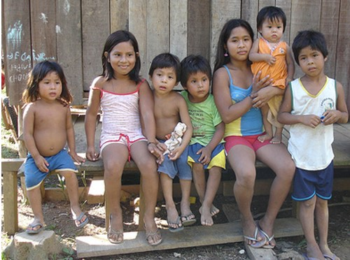 Bolivia Children
